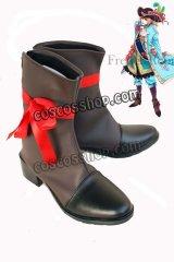 Axis powers ヘタリア フランス フランシス風 コスプレ靴 ブーツ