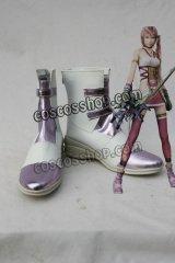 ファイナルファンタジーXIII セラ·ファロ風 ファロン風 コスプレ靴 ブーツ
