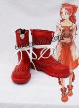 テイルズウィーバー Tales Weaver アナベル(アナイス) ・デル・カリル風 コスプレ靴 ブーツ