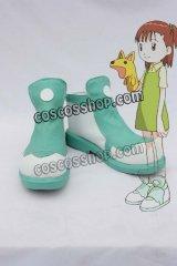 デジモンテイマーズ デジモンアドベンチャー 加藤樹莉風 コスプレ靴 ブーツ