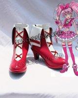 プリキュア スイートプリキュア♪ 北条響風 キュアメロディ コスプレ靴 ブーツ