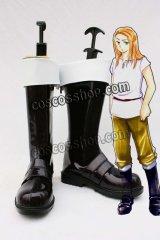 Axis powers ヘタリア ゲルマン風 02 コスプレ靴 ブーツ