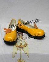カードキャプターさくら 木の本桜風 04 コスプレ靴 ブーツ