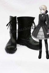 Fate/stay night セイバー風 03 コスプレ靴 ブーツ