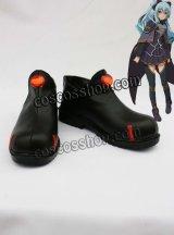 英雄伝説 碧の軌跡 ティオ·プラトー風 コスプレ靴 ブーツ