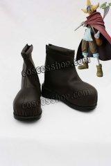 ONE PIECE ワンピース ウソップ風 02 コスプレ靴 ブーツ