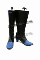 ラストエグザイル-银翼のファム リリアーナ·イル·グラツィオーソ·メルロー·トゥラン風 コスプレ靴 ブーツ