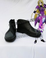 伝説の勇者の伝説 フェリス・エリス風 コスプレ靴 ブーツ