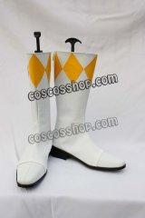 ボーイ / タイガーレンジャー風 コスプレ靴 ブーツ
