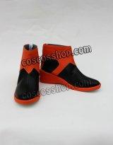 ギルティクラウン 楪いのり風 ゆずりはいのり 03 コスプレ靴 ブーツ