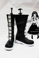 アルカ=ゾルディック風 コスプレ靴 ブーツ