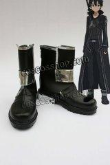 ソードアート・オンライン キリト風 コスプレ靴 ブーツ
