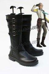 ファイナルファンタジーXIII 13 ホープ・エストハイム風 02 コスプレ靴 ブーツ
