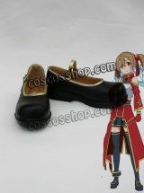 ソードアート・オンライン シリカ風 コスプレ靴 ブーツ