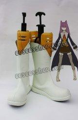 アンライト〜Unlight〜 アイン風 獣人Zodiacの娘 コスプレ靴 ブーツ