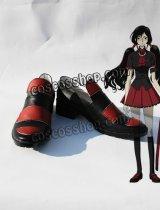 BLOOD-C 小夜/更衣小夜風 コスプレ靴 ブーツ
