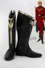 シャア·アズナブル風 コスプレ靴 ブーツ