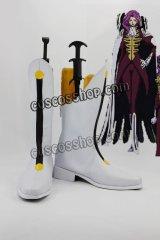 コードギアス反逆のルルーシュ コーネリア・リ・ブリタニア風 コスプレ靴 ブーツ