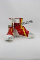 カスミ風 コスプレ靴 ブーツ