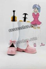 AKB0048 横溝真琴風 コスプレ靴 ブーツ