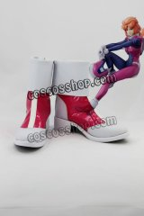 マリーダ・クルス風 コスプレ靴 ブーツ