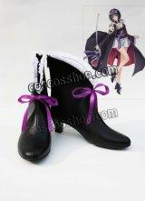 シャイニング・ブレイド ユキヒメ 霊刀雪姫風 コスプレ靴 ブーツ