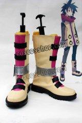 ファントム・ブレイブ Phantom Brave アッシュ風 コスプレ靴 ブーツ