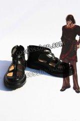 ドラッグオン ドラグーン2:封印の红、背徳の黒風 コスプレ靴 ブーツ