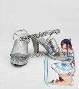 パンティ&ストッキングwithガーターベルト アナーキー・ストッキング風 コスプレ靴 ブーツ