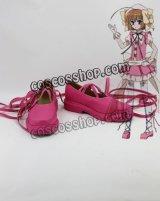 これはゾンビですか? ハルナ風 コスプレ靴 ブーツ