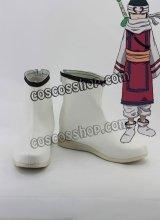 キングダム 羌瘣風 コスプレ靴 ブーツ