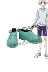 カーニヴァル ナイ風 02 コスプレ靴 ブーツ