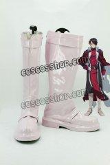 魔界王子 devils and realist ダンタリオン風 コスプレ靴 ブーツ