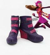 ビッグ・ヒーロー6 Big Hero 6 ハニーレモン風 コスプレ靴 ブーツ