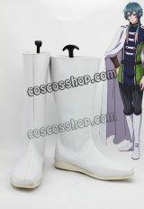 魔界王子 devils and realist カミオ風 コスプレ靴 ブーツ