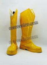 The Flash Wally West風 コスプレ靴 ブーツ