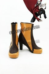 ギルティクラウン ロストクリスマス キャロル風 Carol コスプレ靴 ブーツ