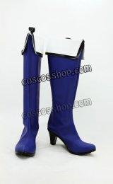 境界の彼方 名瀬美月風 第六話 アイドル コスプレ靴 ブーツ