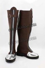 英雄伝説 空の軌跡 オリビエ·レンハイム風 02 コスプレ靴 ブーツ