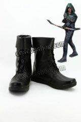 ARROW/アロー オリバー・クイーン/グリーンアロー風 コスプレ靴 ブーツ