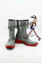 艦隊これくしょん -艦これ- 島風 02 コスプレ靴 ブーツ
