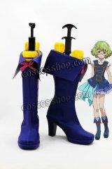 AKB0048 神崎鈴子風 02 コスプレ靴 ブーツ