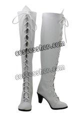 ローゼンメイデン Rozen Maiden 雪華綺晶風 コスプレ靴 ブーツ
