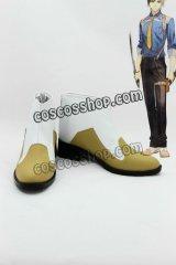 テイルズ・オブ・エクシリア2 ルドガー・ウィル・クルスニク風 コスプレ靴 ブーツ