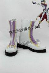 遊戯王デュエルモンスターズ 天城カイト風 コスプレ靴 ブーツ
