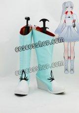 RWBY ワイス・シュニー風 コスプレ靴 ブーツ