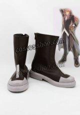 テイルズ オブ シンフォニア ラタトスクの騎士 リヒター・アーベント風 コスプレ靴 ブーツ