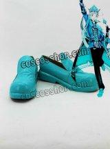 ヘタリア Axis Powers ちびロマーノ風02 コスプレ靴 ブーツ