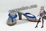 艦隊これくしょん -艦これ- 衣笠風 コスプレ靴 ブーツ