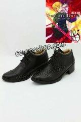 PandoraHearts パンドラハーツ オズ=ベザリウス風 05 コスプレ靴 ブーツ